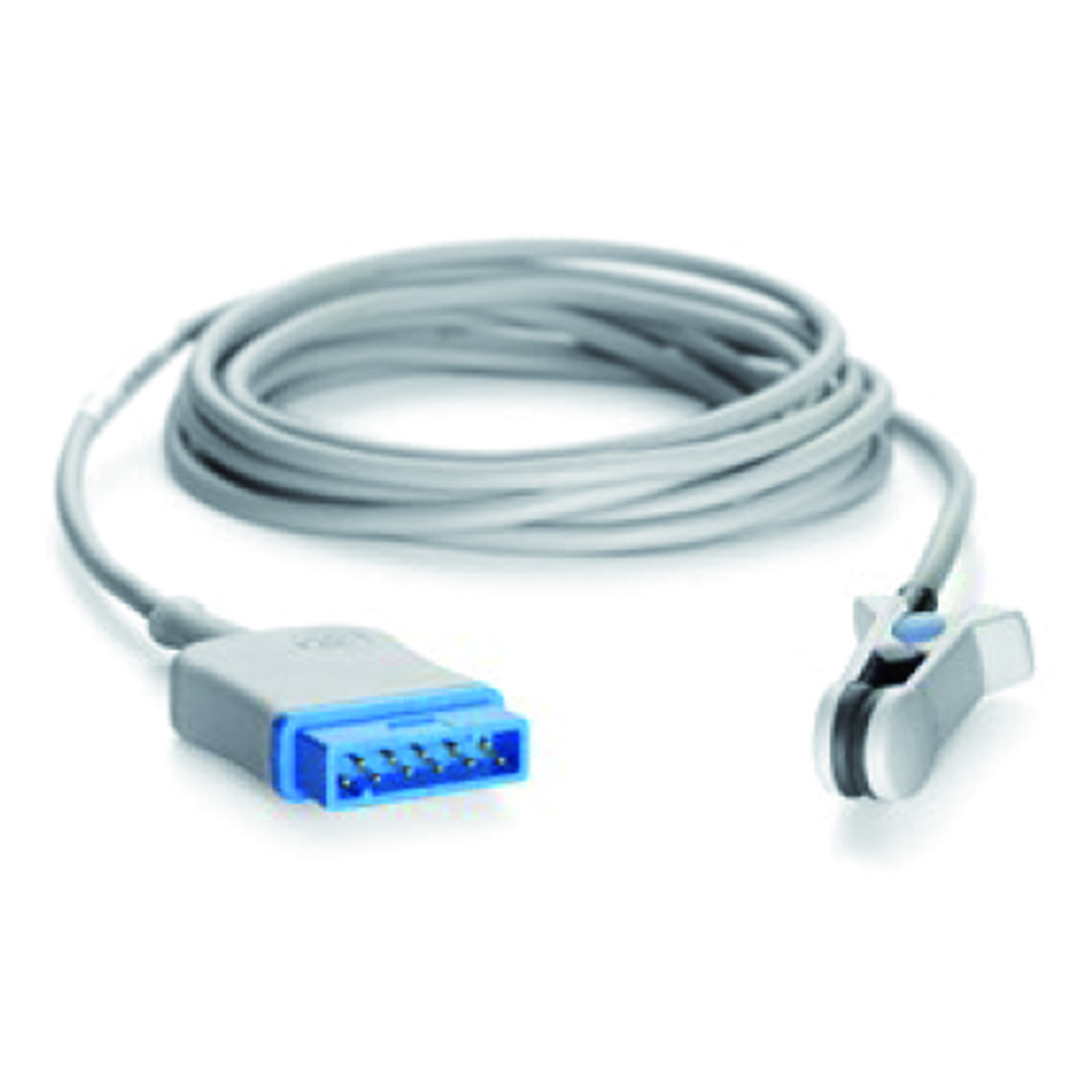 TruSignal™ Integrated SpO₂ Ear Sensor 2m